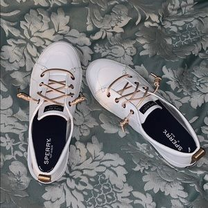 Sperry memory foam slide on sneakers